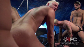 Pig Week Orgy Part 1 at Raw Fuck Club