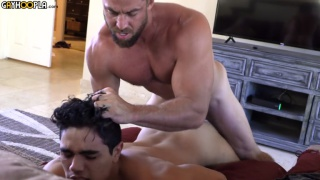 Derek Jones FUCKS Max Richie at Gay Hoopla