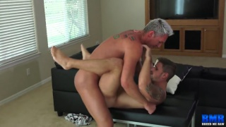 cute pool boy gets fucked for his work at Breed Me Raw