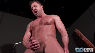 kink stud Dominic Pacifico plays with sounds