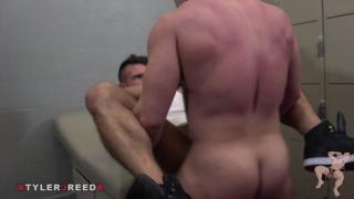 big beefy dude fucks a horny bottom's ass