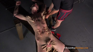 Cole Miller - A Boy For Torture - Part 6 at Dreamboy Bondage