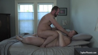 chub sex with Dean Ryder fucking Topher Phoenix at Topher Phoenix XXX
