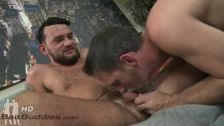 Joe Parker fucks a 25-year-old straight guy