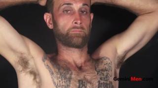 Drew Harden's porn Audition at GeminiMen