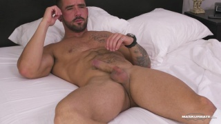 Obsessed with Zack Lemec at Maskurbate