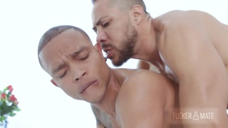 horny latino bottom craves a big fat cock