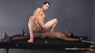 Liam Cyber in Your Ass Is Mine - Part 4 at Dreamboy Bondage