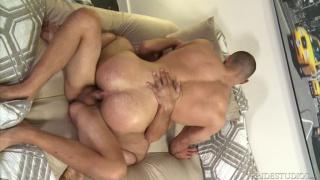 Joe Parker fucking Jaxx Thanatos at Extra Big Dicks