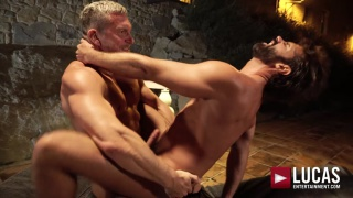 TOMAS BRAND fucking DANI ROBLES at lucas entertainment