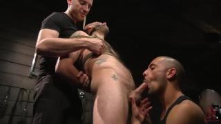 gratuit Gay BDSM porno