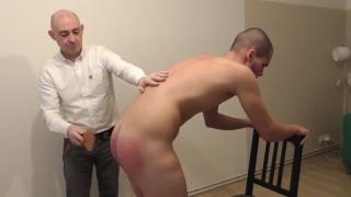 houseboy anton gets spanked at Cp4men