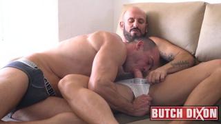 Rafa Marco and David Luca fucking at Butch Dixon