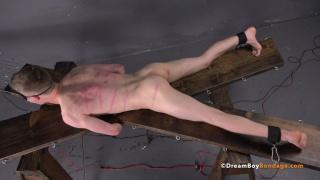 bondage sex with Felix Maze in Anonymous Lust at Dreamboy Bondage