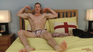 british guy Noah Goulding's JO video at  English Lads