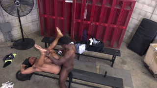gym sex with Buddy Wild & Nico Santino at Reality Dudes