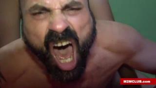 spanish man Reostia fucking potra at m2m club