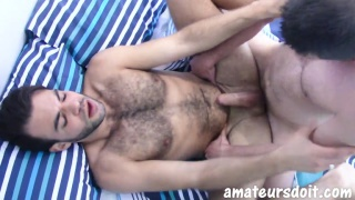 aussie Danny Delvaux fucking Lewis Lover at Amateurs Do It