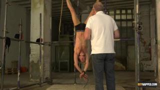 bondage sex with Sebastian Kane & Chris Jansen at Boynapped