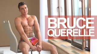 sexy hunk Bruce Querelle at Bel Ami