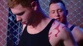 Pierce Paris fucks Lain Kross at Fisting Central