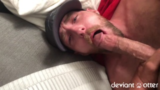 jace chambers gets head at Deviant Otter