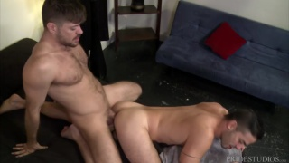 Jack Andy fucking Cesar Rossi at Extra Big Dicks