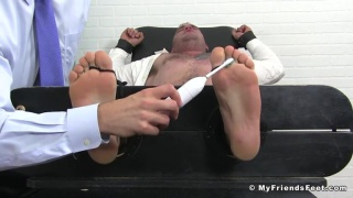tickling with Sergey & Daxx Carter at My Friends Feet