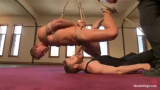 Jace Chambers Bondage and Edging