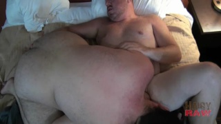 Billy Thorne and Taylor Michael fuck raw