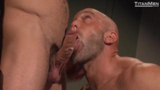 Jesse Jackman and Jessy Ares at titan men