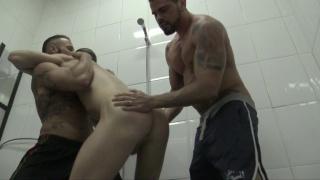 Antonio Miracle & Mario Domenech dominate Jace Tyler
