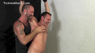 str8 dude nude bound and tickled