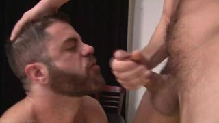 Gabriel Shams and Marcus Isaacs Sucking Dick
