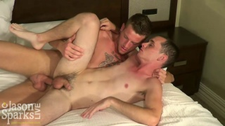 Jason Sparks and Elliott Vance Fucking
