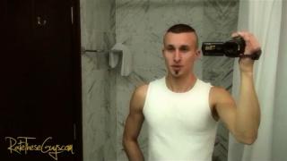 amateur does webcam strip show