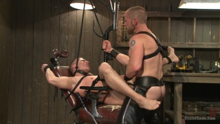 Eli Hunter subs for adam herst at bound gods