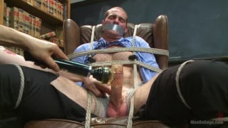 John Smith gets cock teased at men on edge