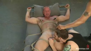 Beau warner on edge at gay male tube