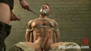 andrew justice has dirk caber in his dungeon