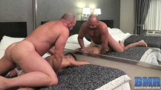 Dylan Saunders and Tyler Reed fuck raw