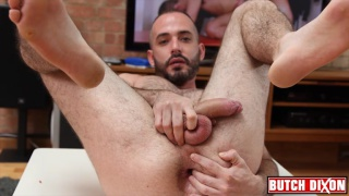 Hairy assed David Pedroso