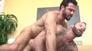 Derek Parked fucked by Jessy Ares