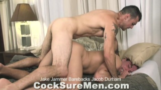 Jacon Durham takes Jake Jammer raw