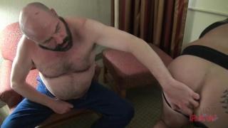 Dade Duke and Kit Montana at hairy and raw
