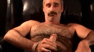 hairy man tim couldn't cum he was so tired