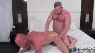 Shay Michaels barebacks Chad Brock