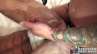 Cylus Kohen and Ray Dalton fucking raw