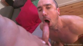 fan plays with spanish porn star