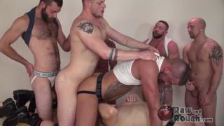 6 men gang banging dolf dietrich